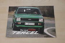 154043) Toyota Tercel Prospekt 03/1979