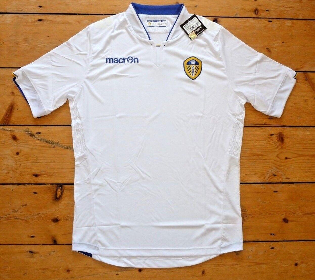LEEDS UNITED FOOTBALL SHIRT LEEDS SOCCER Jersey Adult(Large) (EU XL)