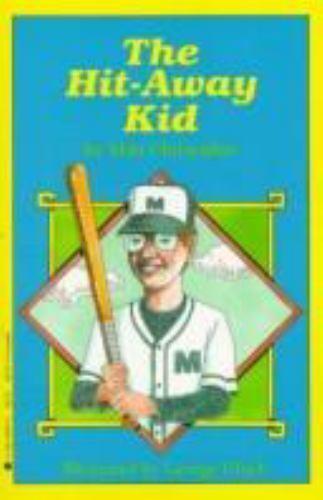 The Hit away Kid [Peach Street Mudders] by Christopher, Matt , Library Binding