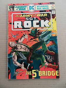 Our-Army-at-War-287-Sgt-Rock-DC-1975-VG-FN