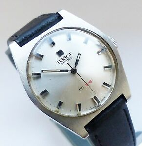 Details Armbanduhr Zu Tissot Vintage Herren Pr516 fgb7y6