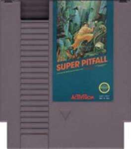 Super-Pitfall-Classic-NES-Nintendo-Game-Original-and-Authentic