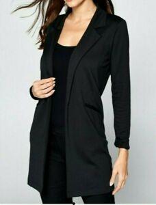 Long-Jacket-Blazer-Size-Small-S-NWT