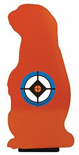 Prairie Popper Steel Auto Resetting Shooting Target for .22 Cal Pistol /& Rifle