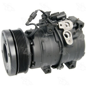 A//C Compressor and Clutch-New A//c Compressor fits 00-06 Toyota Tundra 4.7L-V8