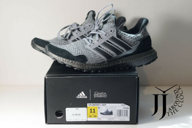 f89822c4a adidas Ultra Boost X Got Game of Thrones House Stark Size 11 EE3706 ...