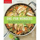 One-Pan Wonders: Fuss-Free Meals for Your Sheet Pan, Dutch Oven, Skillet, Roasting Pan, Casserole, and Slow Cooker by Cook's Country (Paperback, 2016)
