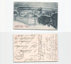 c1930-Ansichtskarte-Helsinki-1918-mit-kaiserlichem-Schiffspoststempel