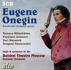 Eugen Onegin Cpl. von Bolshoi Theatre,Cherkasov,Milashkina (2012)