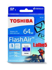 Toshiba-64GB-64G-FlashAir-SDHC-SD-Wireless-Wifi-Card-Class-10-U3-4K-Retail-W-04