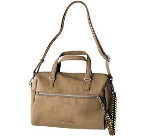 ESPRIT-Damen-Handtasche-Tragetasche-Umhaengetasche-Schultertasche-Buero-Business