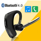 Bussiness Stereo Wireless Headset Bluetooth Headphone Earphone for CellPhone Hot