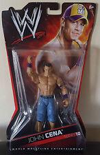 "John Cena Serie 10 7"" lucha libre Action Figure WWE TNA WWF PPV Nuevo Raro"