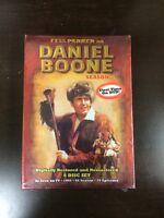 Daniel Boone - Season 2 (dvd, 2006, 8-disc Set)