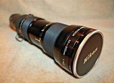 Nikon NIKKOR 50-300mm f/4.5 Ai MF Lens