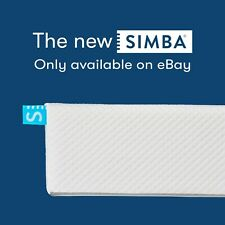 Simba Comfort Mattress | Foam Rolled Mattress | Free Delivery