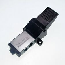 "1PCS G 1/4"" Air Pneumatic Foot Pedal Manual Valve 2 Position 3 Way K23R7-8"