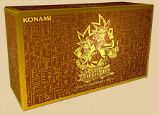 Yugi's Legendary Decks Yugioh deutsch original verpackte Neuware
