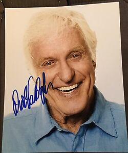 Dick Van Dyke Signed Autographed Vintage Glossy 8x10 Photo COA Matching Holograms