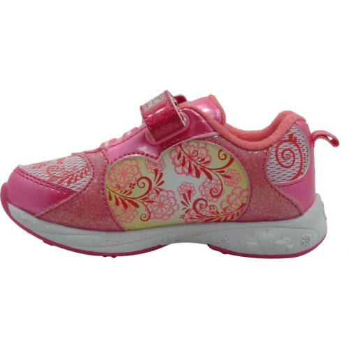 NEW NWT Girls Disney Junior Elena of Avalor Sneakers Size 7 8 9 10 11 or 12