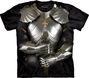 T Armor Shirt Mountain The Unisex Body Adult Knight Ow4ExWqa