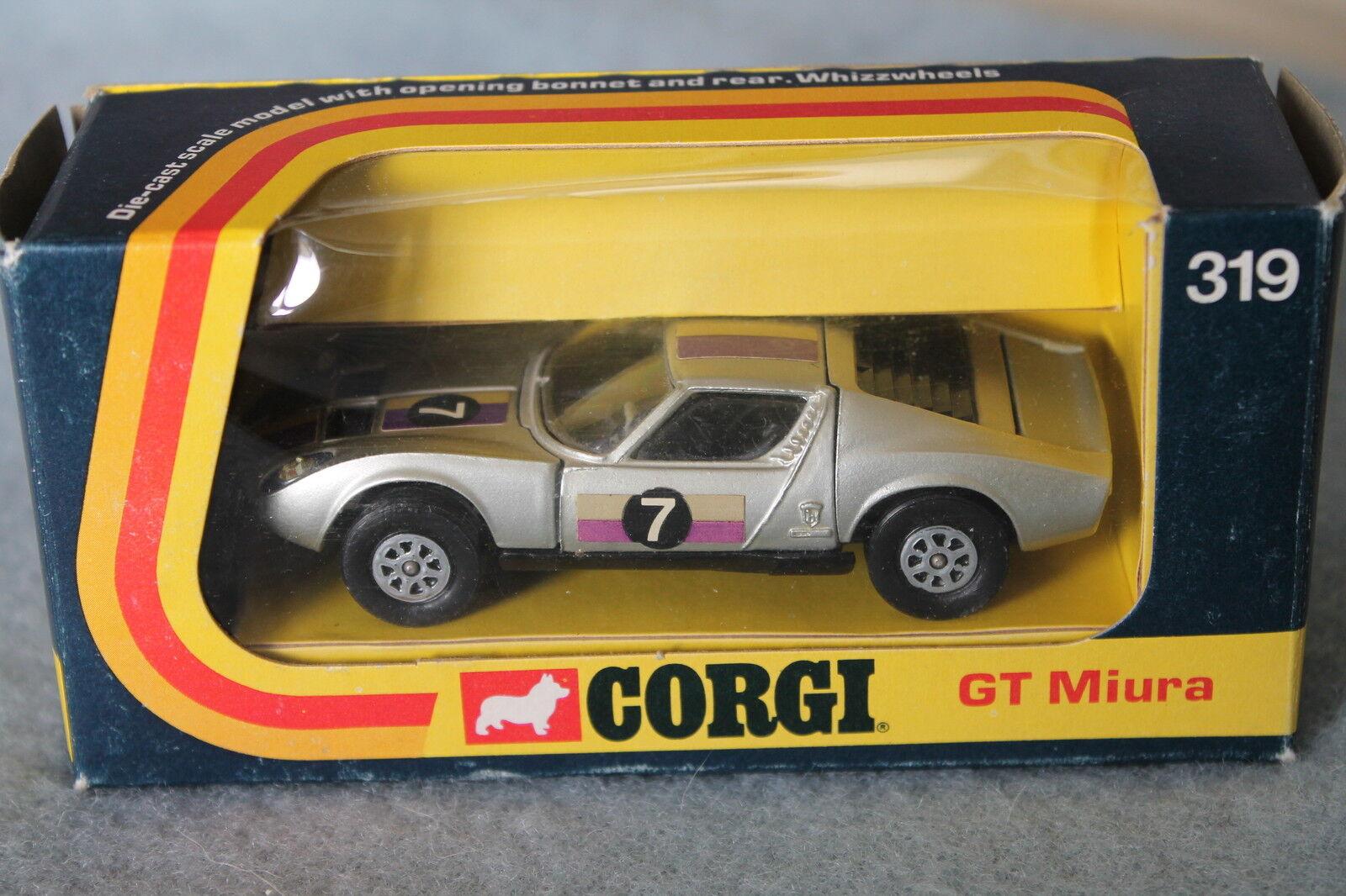 CORGI TOYS * LAMBORGHINI MIURA GT * OVP * MINT * NOS
