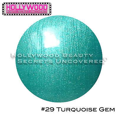 Bluesky Soak Off UV/LED Gel Polish TURQUOISE GEM 10ml -needs nail lamp to cure