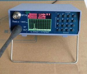 U-V-UHF-VHF-dual-band-spectrum-analyzer-BNC-with-tracking-source-tuning-Duplexer