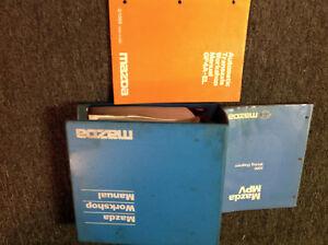 2000 mazda mpv repair manual