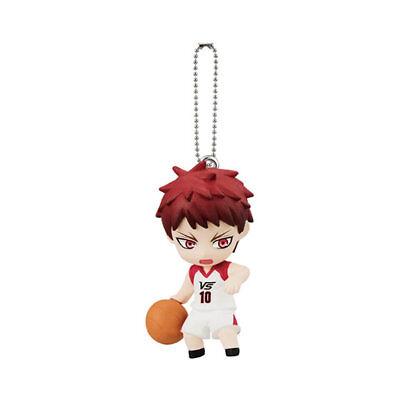 Kuroko/'s Basketball Mascot PVC Keychain SD Figure Charm ~ Kagami Taiga @11349
