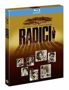 Radici-La-Serie-Originale-Completa-Cofanetto-con-3-Blu-Ray-Nuovo-Sigillato