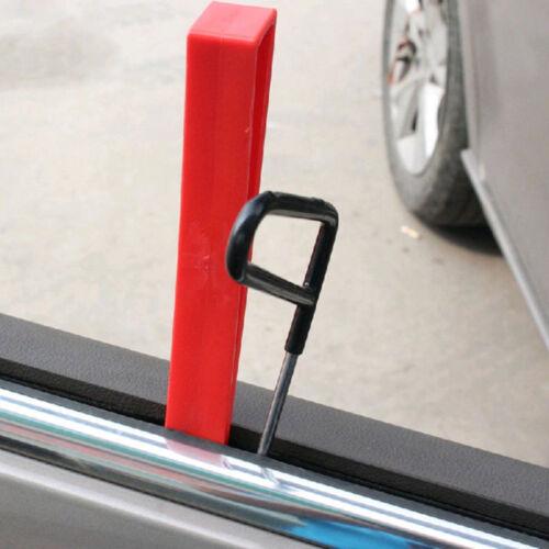 1X Automotive Plastic Air Pump Wedge Car Window Doors Emergency Entry Kit cd