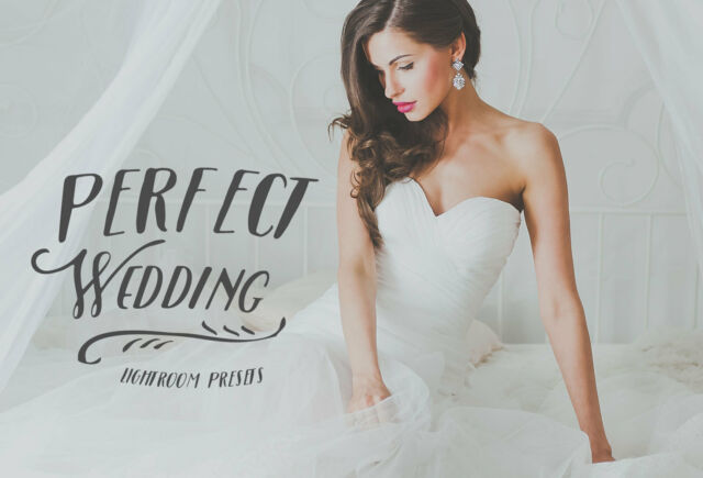 40 Perfect Wedding presets | Presets for Lightroom. Matte Wedding presets