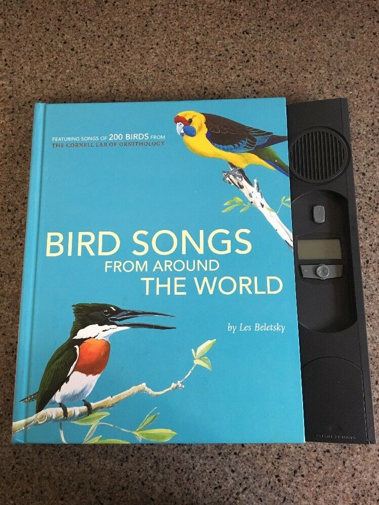 Bird Songs From Around The World By Les Beletsky 2007 Hardcover