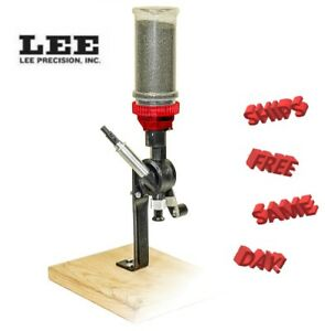 LEE PRECISION 90058 Perfect Powder Measurer Red