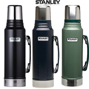 Stanley Classic Camping Tea Coffee Drinks Flask 1l