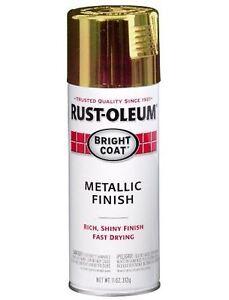 Rustoleum metallic