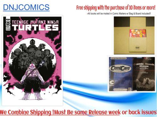 IDW PUBLISHING Teenage Mutant Ninja Turtles #113 Cover A 122120 Tmnt