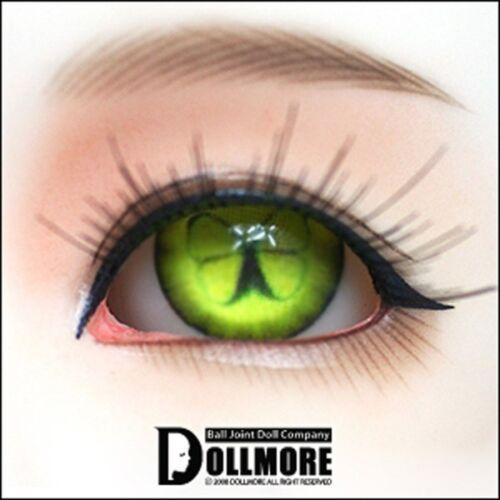 D16K10 1//4 BJD OOAK MSD Acrylic eyes 16mm Dollmore Eyes K10