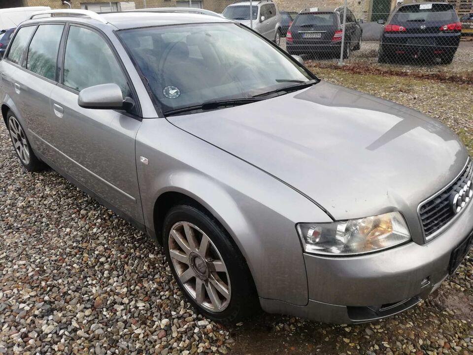 Audi A4, 1,6 102 Avant, Benzin