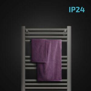 Cecotec Toallero eléctrico de Fluido ReadyWarm 9100 Smart Towel Steel. 500 W, Pa