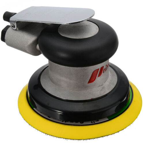 5 Inch 10000 rpm Impulse Pneumatic Random Air Sander Grinding Polishing Machine