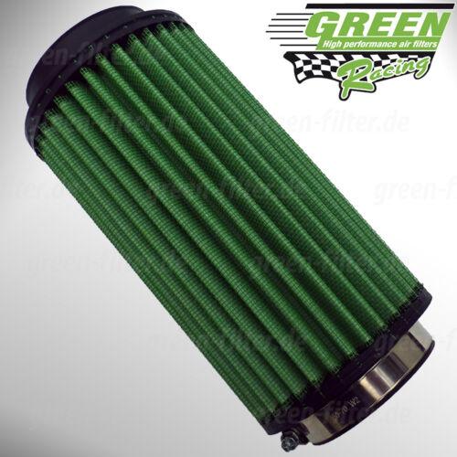 hytrack Linhai /& minico filtro de aire Green filtros de aire deportivos-qp002 para Polaris