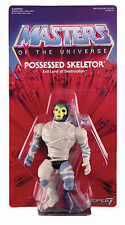 MASTERS OF THE UNIVERSE POSSESSED SKELETOR  ACTIONFIGUR