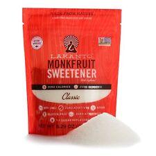 Puresweet Premium Natural Monk Fruit Sweetener 235g Zero Calories