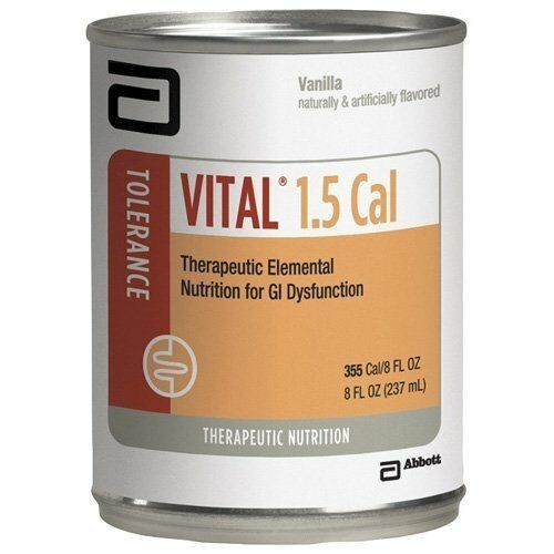 Vital 1.5 Cal Nutritional Supplement ( SUPPLEMENT, VITAL VITAL SUPPLEMENT, 1.5, 8 OZ CAN,... e0dc42