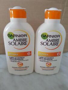 Garnier-Ambre-Solaire-Latte-Protettivo-IP6-200ml-2pz