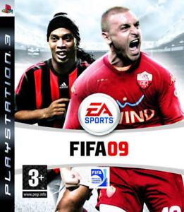 FIFA-09-PS3-SONY-PLAYSTATION-3-NUOVO-SIGILLATO-ITALIANO-SCENDI-IN-CAMPO-EA-SPORT