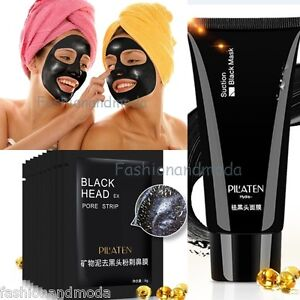 PILATEN-BLACK-HEAD-KILLER-PEEL-OFF-SCHWARZE-MASKE-GESICHTSMASKE-MITESSER-PICKEL