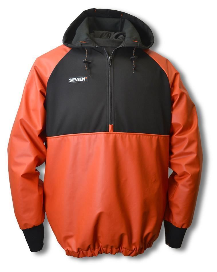 Sevaen Downrigger Downrigger Downrigger Hybrid Hoodie Pullover 6041cf